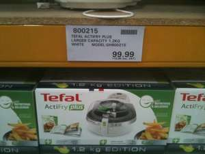 Tefal GH800215 Actifry Plus White Larger 1.2KG 119.98 (Inc VAT) @ Costco
