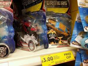 Transformers 3 Mechtech Voyager £4.50 @ Tesco