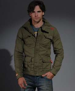 Mens Superdry Core Military Lite Jacket £30 @ TKMaxx Instore