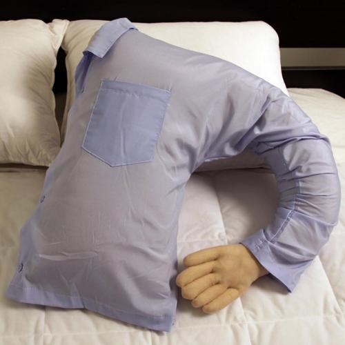 Dream Man Arm Pillow (Hug me pillow) £21.55  @ Overstock