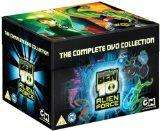 Ben 10 - Alien Force - Complete Box Set  9 dvds for £3.97 from Amazon uk