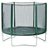 Tesco Direct - 8ft Plum Trampoline with Enclosure (£79.88 - £69.88 with code)