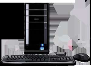Advent DT2111 Desktop PC - Intel i5-2320, 8GB RAM, 2TB HDD £369.99 @ Currys (Ebay Outlet)