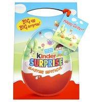 Kinder Surprise Special Edition Egg 100g - £2.49@ Sainsburys (INSTORE)