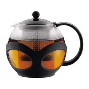 SAINSBURYS Bodum Tea Press TEAPOT WAS £20 NOW £6 (also Slater Digital Measuring Jug WAS £20 NOW £6