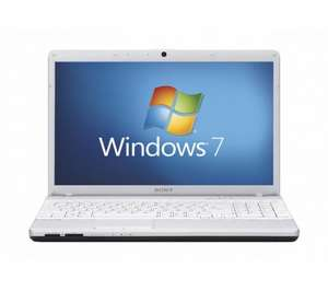 "SONY VAIO VPCEH3N6E/W.CEK 15.5"" Laptop down to £521.55 @ PC World/Currys/Dixons"