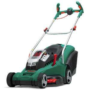 BOSCH ROTAK 43LI CORDLESS LAWNMOWER - £299.99 delivered + 5% QUIDCO @ Conrad