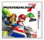 Mario Kart 7 (Nintendo 3DS) @ Tesco Entertainment - £23.30 with code EX-15OFF15
