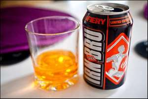 Fiery Irn Bru - 330ml can - 19p at Home Bargains