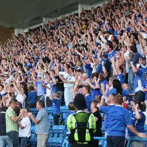 U12's season ticket only £25 @ Gillingham FC with a full paying adult season ticket.