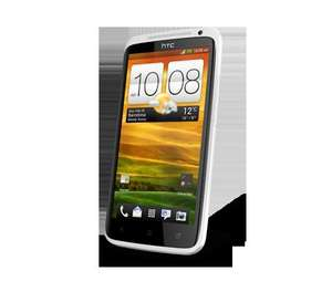 HTC One X White- £25pm (2000 mins/5000 text/AYCE Data) + FREE iPod shuffle + £40.40 TCB @ Affordable Mobiles