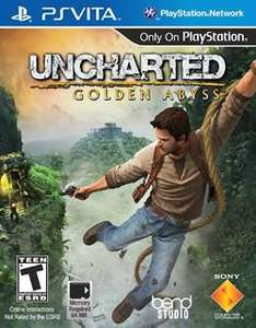 Uncharted: Golden Abyss - PS VITA - £25 pre-owned instore & ONLINE @ Grainger Games