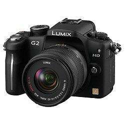 Panasonic Lumix G2 for £199.97 from Tesco online