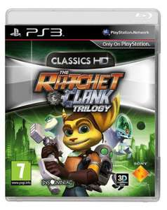 Ratchet and Clank HD Trilogy - £25.08 (preorder) @ Amazon.co.uk