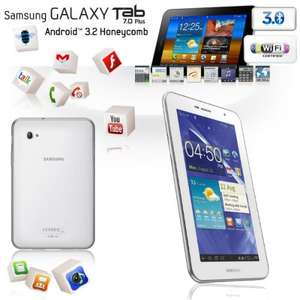 Samsung Galaxy Tab 7.0 Plus £273 after quidco 4% One Day Only !!!!! @ iBood