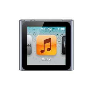 Apple iPod nano 6th Generation Graphite (8 GB) (Latest Model) £69.99 including Express PP from ebay.co.uk