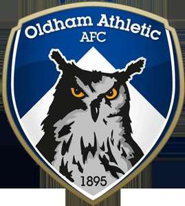 £10 under 16 season ticket at Oldham Athletic