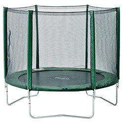 Tesco plum 8ft trampoline and enclosure £49.94
