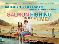Salmon Fishing in the Yemen @  16-Apr-2012 at 18:30 - Movie Screening