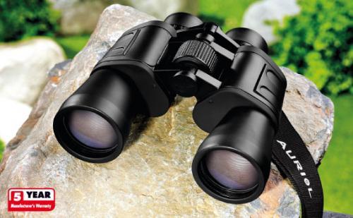 Binoculars 10x50 £16.99 @ Lidl