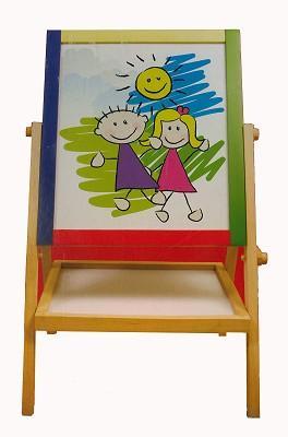 Children's Easel Chalkboard/Whiteboard £9.99  @ The Works