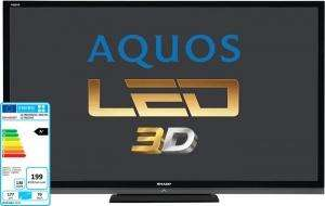"SHARP LC70LE741E 70""inch 3D-LED FreeviewHD SmartTV 1080P 100Hz WiFi-ready £2399.99 @ PowerDirect"