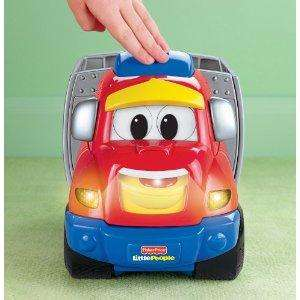 Fisher-Price Little People Wheelies Zig the Big Rig Playset £22.20 @ amazon