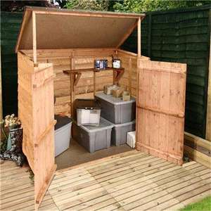 5 x 3 Overlap Keep it Tidy XL for £109.49 @ Garden Buildings Direct