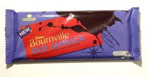 Bournville Old Jamaica Chocolate only £1.00 reduced from £2.00 at Morrisons