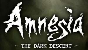 Amnesia Dark Descent - £2.99 Mac App Store