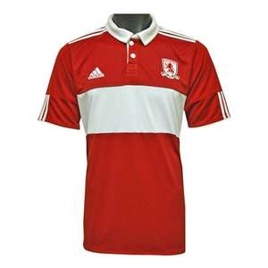Middlesbrough Home Shirt Adults/Kids-£10@mfc direct