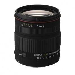 Sigma 18-200mm - Canon Fit - Fotosense - £164.98 (inc. P&P) @ fotosense