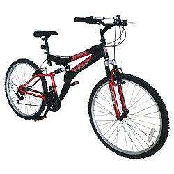 Solar Stealth Suspension Mountain Bike £50 @Tesco