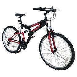 Solar Stealth Suspension Mountain Bike £50 @Tesco