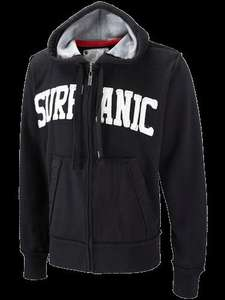 Surfanic Mens Hoody in Black, Blue or Red reduced from 49 to 9.99