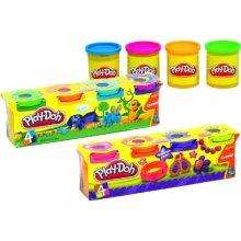 Play-Doh 4 Tub Pack £1.99 @ Home Bargains