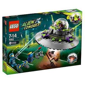 LEGO Alien Conquest UFO Abduction building set - Was £26- Now £7.80 @ Debenhams