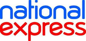 £10 open return @national express if outbound on tue/wed (site glitch)