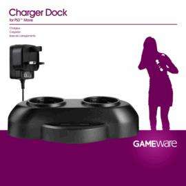 Gameware Ps3 move controller twin dock at game in store only 48p and golf club 48p at Game
