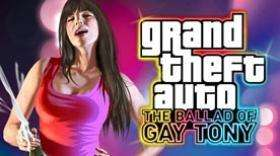 Grand Theft Auto IV: The Ballad of Gay Tony for £2.49 @ greenman gaming (PC Download)