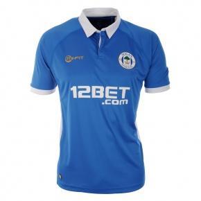 Wigan Home Kit 15.99 - RRP 39.99 at Lactics Shop