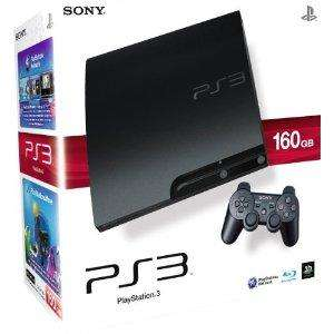 STILL AVAILABLE PS3 Console 160GB Slim + GT5 (Plat) +Gioteck Real Triggers + 3mths lovefilm £164.99 @ Amazon