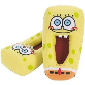 Spongebob Squarepants 3D Kids Slippers (Yellow) £4.99 Free Delivery @ Play.com