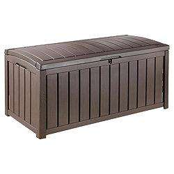 Keter Glenwood Storage Box 390 litre £58.96 Del to store @ Tesco Direct (poss £48.96 with code)