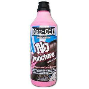 MUC-OFF NO PUNCTURE HASSLE 1L £14.99 delivered @ Hein Gericke