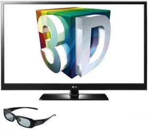 "LG 50PZ550T Full HD 50"" Plasma 3D TV, Brand New, Currys, £599"