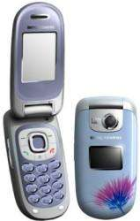 VIRGIN MOBILE BENQ SIEMENS MIA FLOWERY PHONE £16.98 @ Argos Ebay