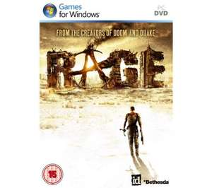 Rage (PC) Reserve&Collect from PC World/Currys £4.97