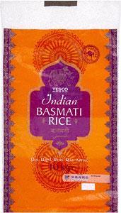 Tesco Indian Basmati Rice (20Kg) £15 - that's 75p/kg-  at TESCO instore
