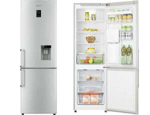 SAMSUNG RL40PGTC - Fridge Freezer with water dispenser. £359.20 (£350.20 with TCB)
